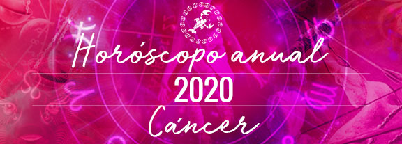 Horóscopo de Cáncer 2020